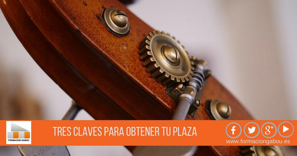 Claves para Superar las Oposiciones a los Conservatorios de Música