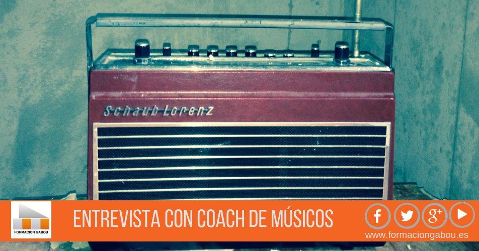 Coaching para músicos: Entrevista